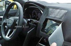 Audi Q3 2019 bị rò rỉ ảnh nội thất