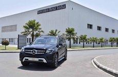 Mercedes GLS Grand Edition ra mắt tại Ấn Độ với giá 3 tỷ đồng