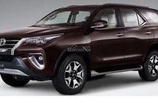 Cận cảnh bản đặc biệt Toyota Fortuner Diamond giá 1,3 tỷ đồng