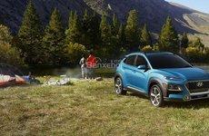 Chưa về Việt Nam, Hyundai Kona 2018 đã chào bán với giá 600 triệu, đấu Ecosport