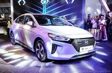 [Manila 2018] Hyundai Ioniq - Xe hybrid giá rẻ nhất cập bến Philippines