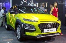 Hyundai Kona 2018 chưa có giá bán cập bến Philippines, tiếp tục chờ về Việt Nam