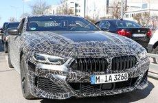 BMW 8-Series 2019 Coupe và Convertible hé lộ ảnh nội, ngoại thất mới nhất