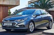 Chevrolet Cruze 2018 chính thức công bố giá tại Philippines