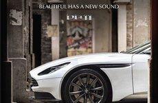'Siêu phẩm' Aston Martin DB11 V8 chuẩn bị ra mắt thị trường Malaysia với mức giá rẻ hơn