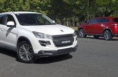 Hàng loạt xe Peugeot 4008 2015 bị triệu hồi do lỗi chốt cửa