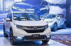 Honda CR-V 2018 đã qua sử dụng được rao bán với giá 1,1 tỷ đồng