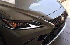 Lexus ES 2019 hé lộ thiết kế đầu xe mới