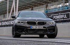 Siêu sedan BMW M5 F90 có hiệu suất thực tế không đúng như công bố