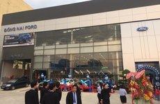 Ford Việt Nam mở thêm đại lý thứ 37 tại Thái Nguyên