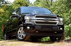 Lỗi hộp số, 350.000 xe Ford F-150 và SUV bị triệu hồi