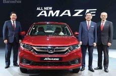 5 tính năng nổi bật của Honda Amaze 2018 mới