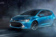 Toyota Corolla GR hiệu suất cao có thể xuất hiện