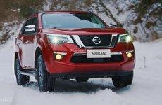 Nissan Terra 2019 chính thức ra mắt châu Á, xuất hiện đầu tại Trung Quốc