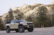Chevrolet Colorado ZR2 Bison xuất hiện tại Mỹ, sẽ sớm lên dây chuyền sản xuất