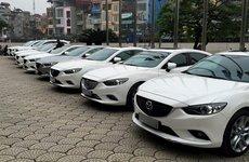 Phân khúc sedan hạng D tháng 3/2018: Doanh số Mazda6 giảm mạnh