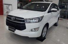 Toyota Innova E 2018 giảm cao nhất 40 triệu đồng trong tháng 4/2018