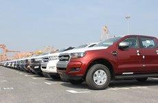 Lô ô tô nhập khẩu đầu tiên của Ford chuẩn bị 'hồi hương' do không đạt chuẩn khí thải