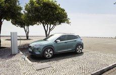 Hyundai Kona Electric cán mốc 18.000 đơn đặt hàng tại Hàn Quốc
