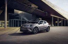 Có nên mua crossover Toyota C-HR 2018?