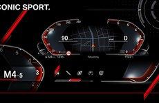 BMW giới thiệu hệ thống thông tin-giải trí hoàn toàn mới