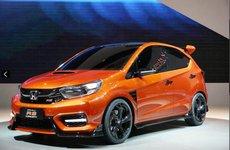Honda Small RS Concept khoe dáng tại triển lãm Indonesia