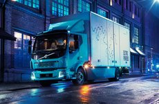 Tìm hiểu về FL Electric - mẫu xe tải chạy điện đầu tiên của Volvo