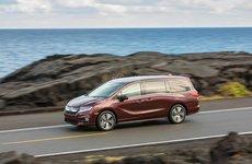 Honda Odyssey 2019 lên kệ với giá 707 triệu