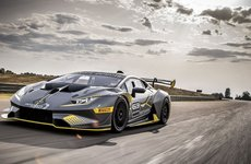 Lamborghini Huracan Super Trofeo Evo ra mắt, cháy bỏng đam mê đua xe