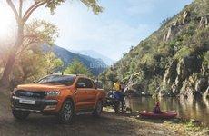 Ford Ranger Wildtrak 2.2L niêm yết 748 triệu đồng