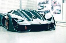 Xe điện Lamborghini sẽ ra mắt vào năm 2026