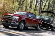 Ford F-150 2018 diesel công bố mức tiêu thụ nhiên liệu