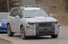 Cadillac XT6 SUV có thể ra mắt tại triển lãm Los Angles 2018
