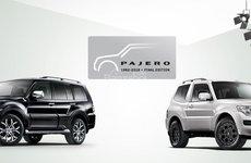Mitsubishi Pajero Final Edition bản đặc biệt giới hạn 1.000 chiếc