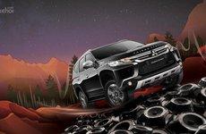 Mitsubishi Pajero Sport Rockford Fosgate đại náo Indonesia, giá 875 triệu đồng