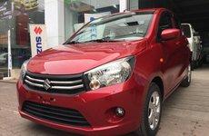 Suzuki Celerio số sàn 299 triệu đồng chuẩn bị về Việt Nam