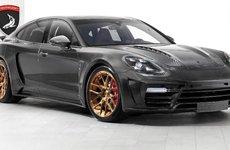 Porsche Panamera thêm bản độ GTR Carbon Edition 1/3 sợi carbon quyến rũ