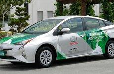 Xe nhiên liệu ethanol Toyota Prius Flex-Fuel bắt đầu đi vào thử nghiệm