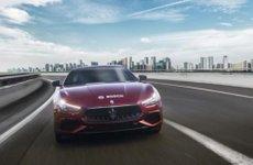 Bosch cung cấp công nghệ tự lái trên đường cao tốc cho xe Maserati