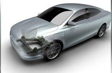 Ford muốn sử dụng công nghệ khung mới tích hợp sợi cacbon
