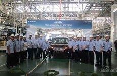 Suzuki Ertiga 2018 nhanh chóng lên dây chuyền sản xuất, nhận cọc tại Indonesia