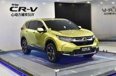 Honda CR-V ngừng bán tại Trung Quốc do mùi xăng bay vào cabin