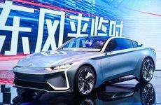 Dongfeng eπ concept tại Triển lãm ô tô Bắc Kinh gây ấn tượng vì quá giống xe Infiniti