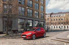 Ford Fiesta Sport Van mới bất ngờ ra mắt