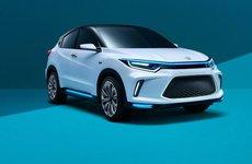 Xem trước Everus EV - Xe điện sản xuất thương mại đầu tiên của Honda