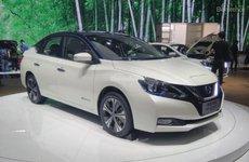 [Bắc Kinh 2018] Nissan Sylphy 2018, xe điện chất lượng Nhật dành cho Trung Quốc