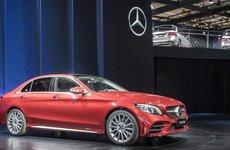 Chi tiết xe sang Mercedes-Benz C-Class L 2018 trục cơ sở dài tại Trung Quốc