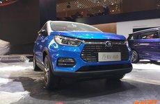 BYD Yuan EV360 - Phiên bản xe điện giá rẻ của Ford EcoSport