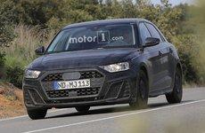 Audi A1 2019 lộ trần trên đường trước thời điểm ra mắt