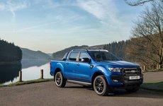 Ford Ranger Wildtrak X hầm hố không kém bản hiệu suất Raptor